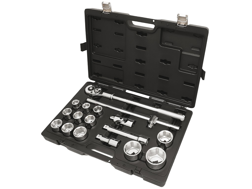 Beta - Set of 12 socket wrenches 3/4'' - Socket sets(Collections) - Sockets
