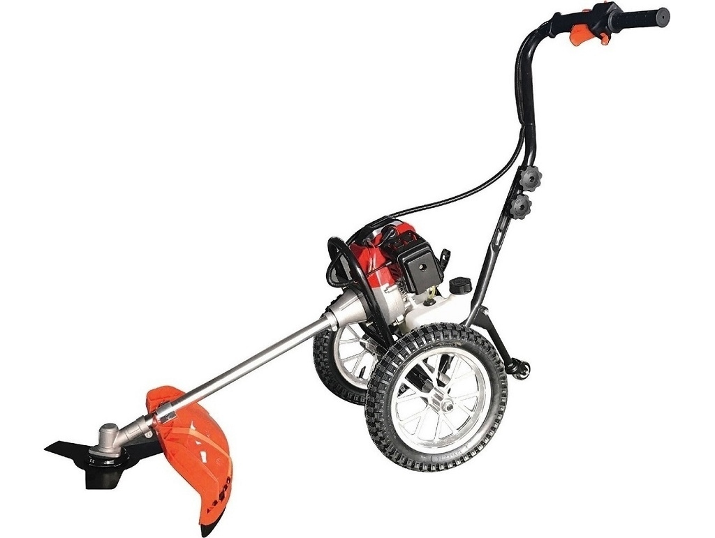 Nakayama Brushcutter With Wheels Pb5500 2 3hp Brush Cutters Hedge Trimmers