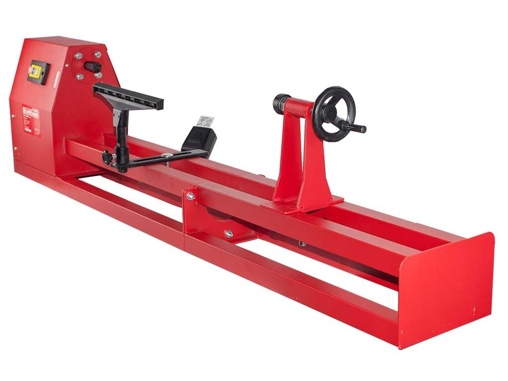Bormann - Woodcutter with for 4 speed 400W BWL3500  - Woodworking machines