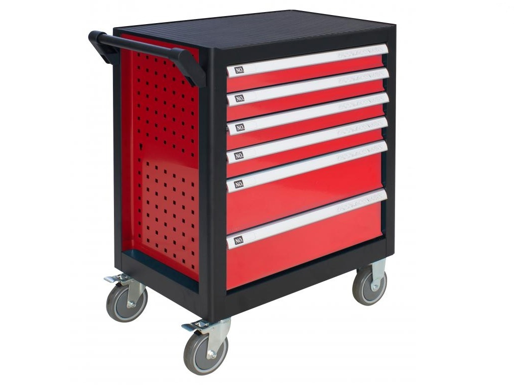 Storage  - Bormann - Professional toolbox with 7 drawers (without tools) BWR7000