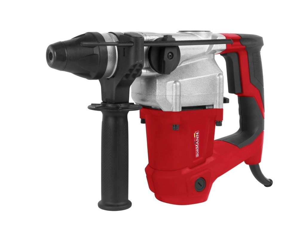 Bormann - Rotary Hammer SDS PLUS 1000W  (BPH3000) - Hammer - Excavation - demolished Tools