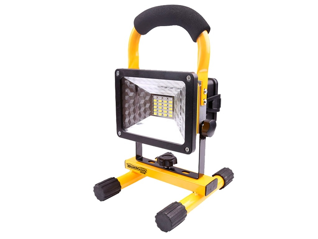 Hand Tools - Bormann - rechargeable LED searchlight 30W BPR5000