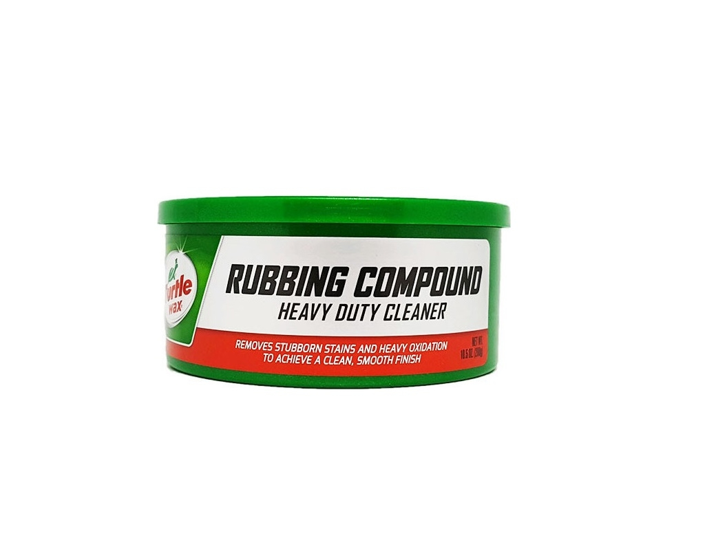 Auto - Moto Care Products - Turtle Wax - Rubbing Compound Heavy Duty Cleaner 298gr