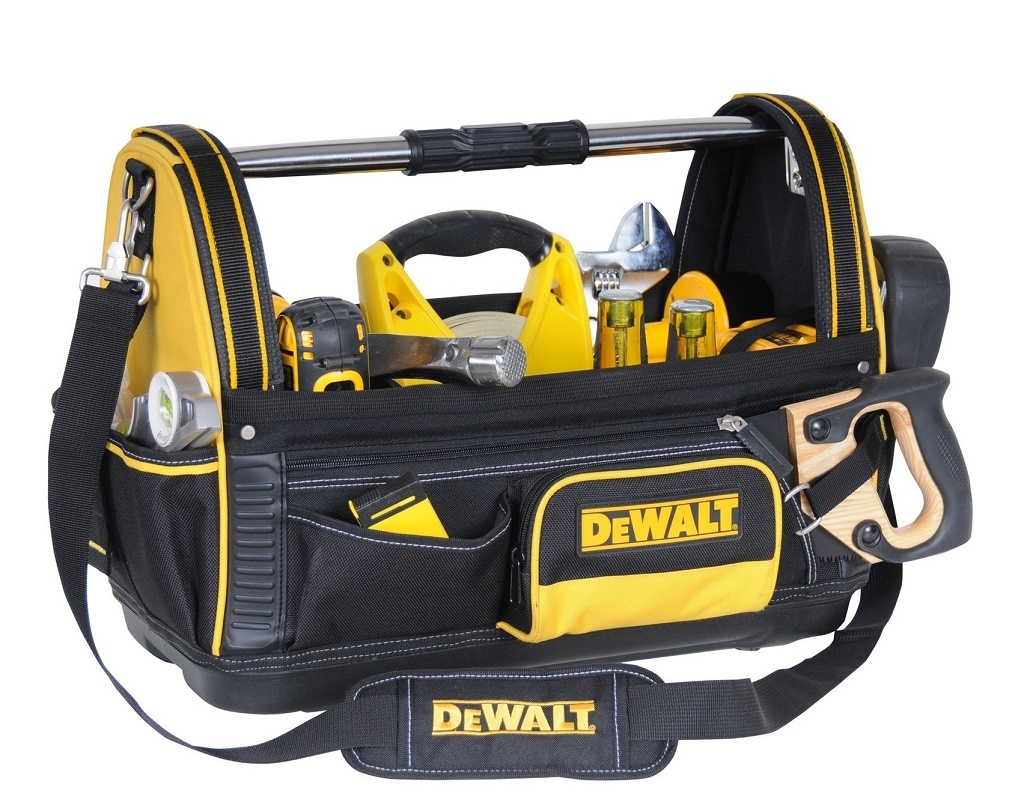 Storage  - DeWALT - 18in Open Type Tool Bag