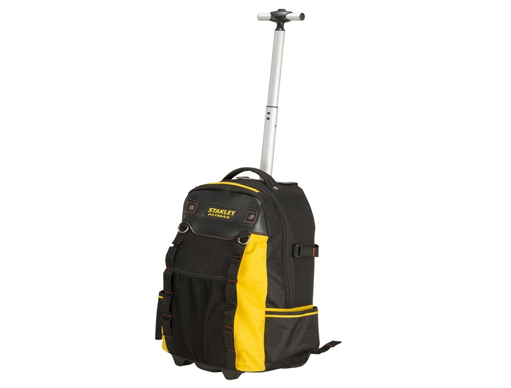 Storage  - Stanley - Wheeled Backpack with handle FatMax™