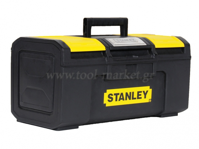 Storage  - Stanley - Toolbox 24'' Black