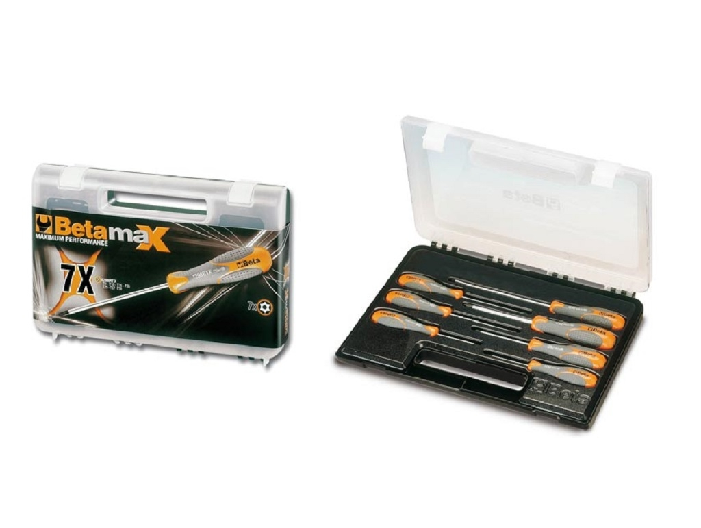 BETA - Set 7 Screwdrivers Torx - Screwdrivers
