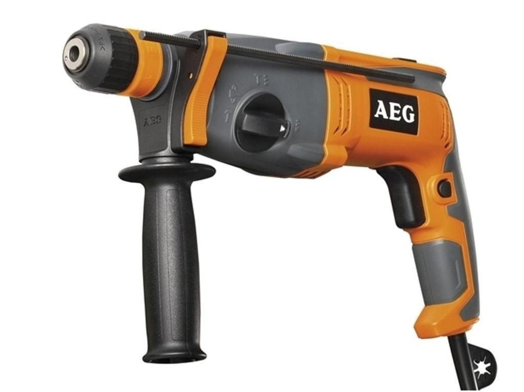 AEG - Pneumatic Hammer SDS-PLUS KH26E 800W - Hammer - Excavation - demolished Tools