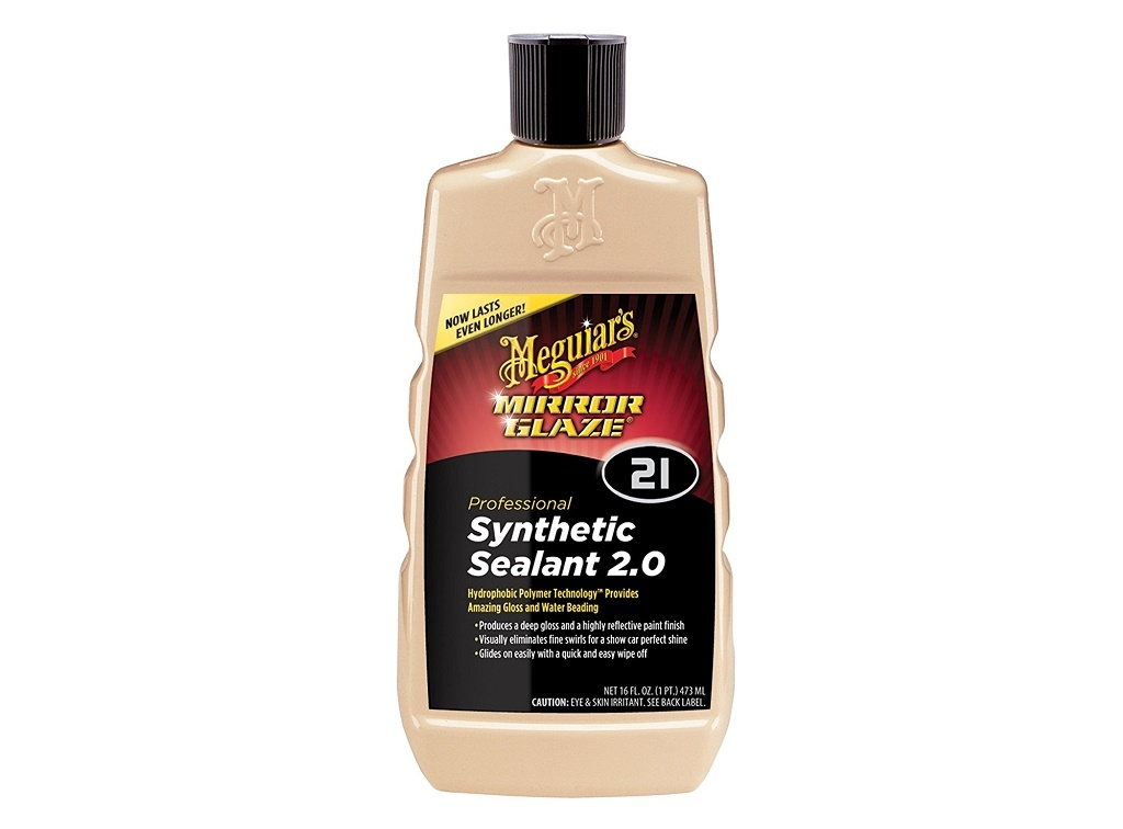 Auto - Moto Care Products - Meguiar's - Mirror Glaze Synthetic Sealant 2.0 473ml