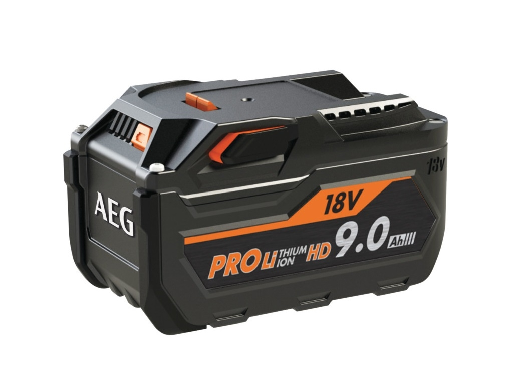 Accessories - Consumables - AEG - Lithium battery 18V 9.0Ah L1890RHD