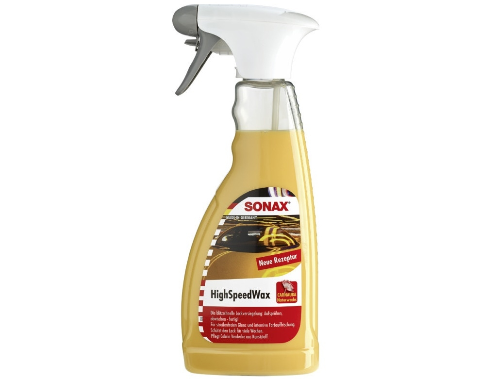 Auto - Moto Care Products - Sonax - Fast Wax 500ml (High Speed Wax)