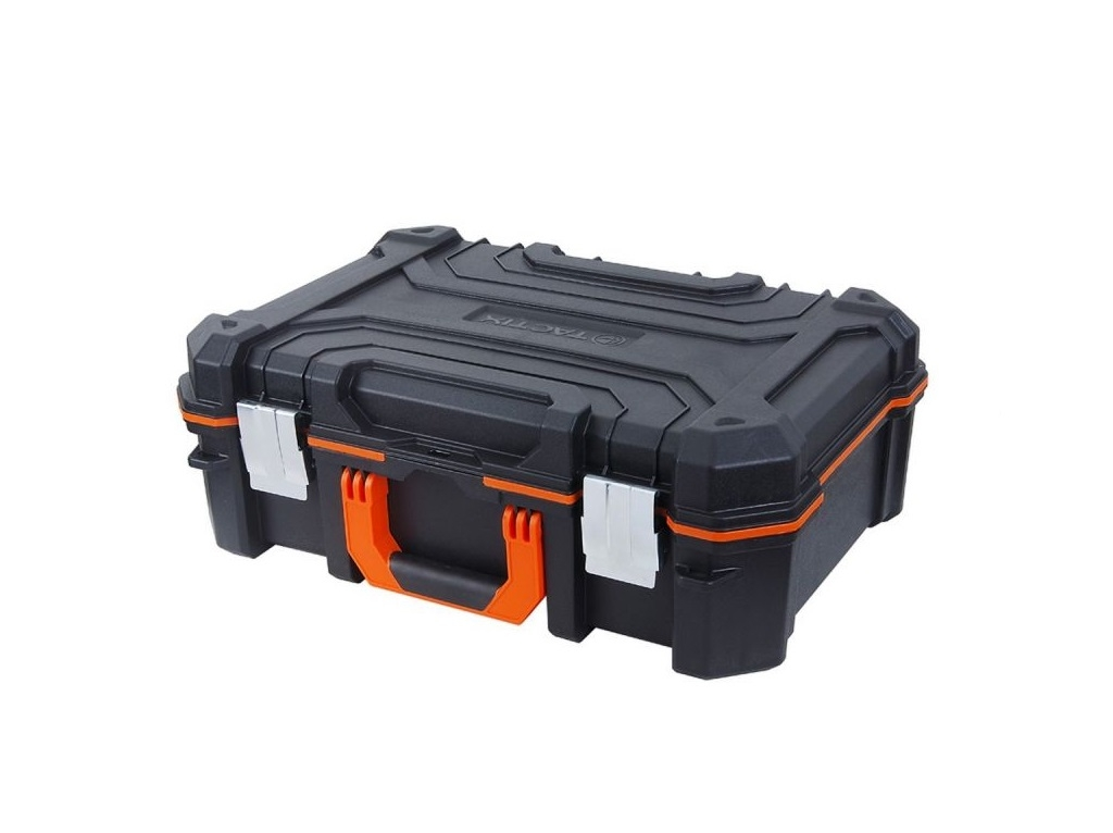 Storage  - Tactix - Toolbox anti-shock with 2 cases