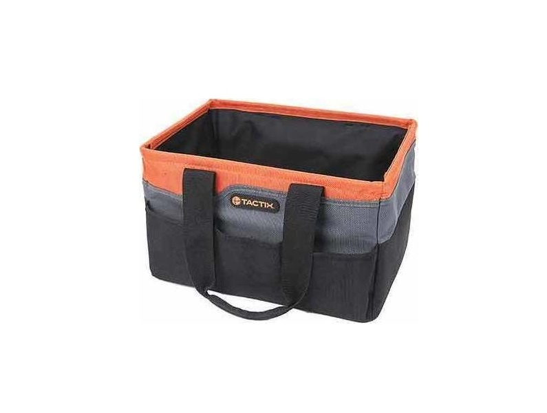 Storage  - Tactix - Open Type Tool Bag 6 External Cases