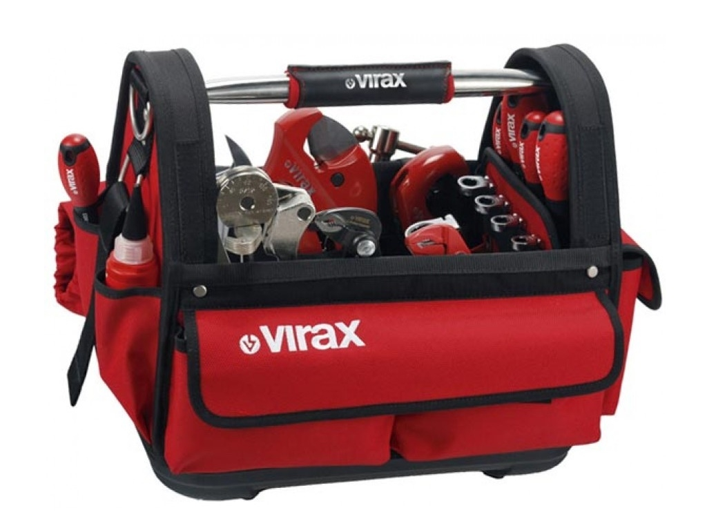 Storage  - Virax -Fabric Toolbox (340x200x200mm)