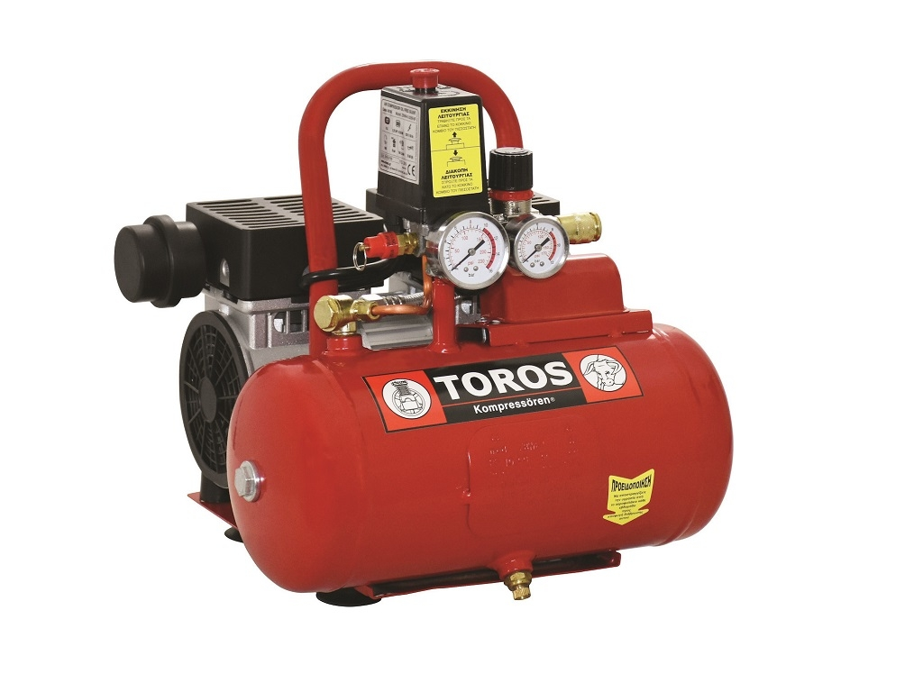 Silent - Rotary Screw Compressors  Toros