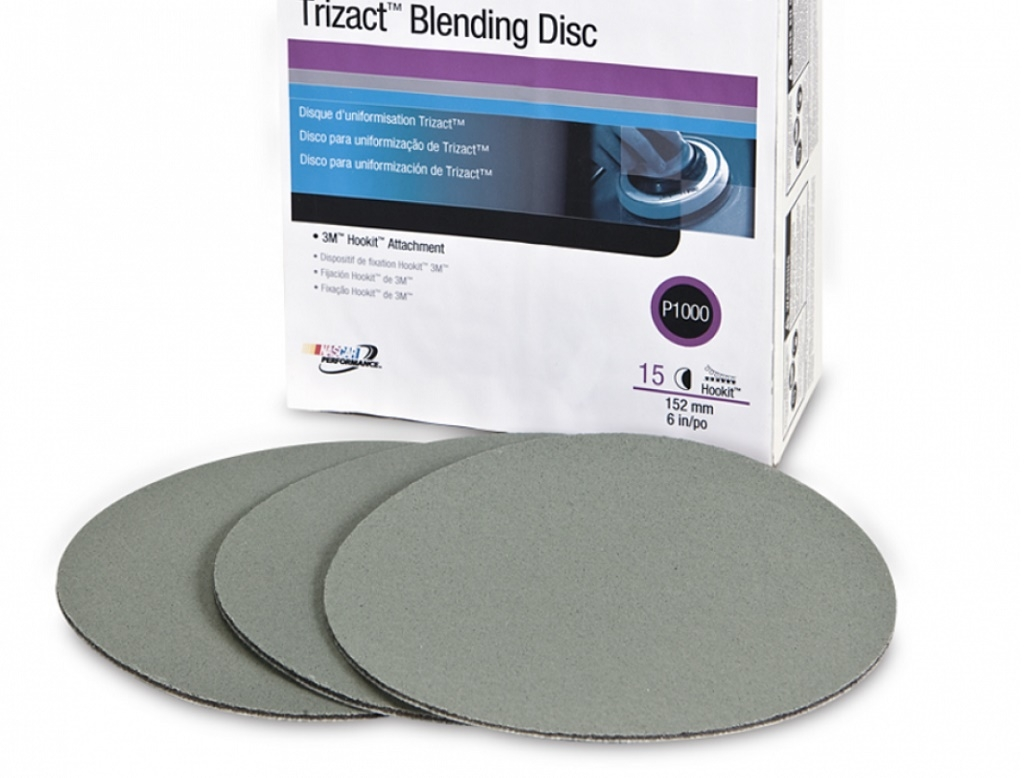 Auto - Moto Care Products - 3M - Finishing Disc Trizact P1000 150mm
