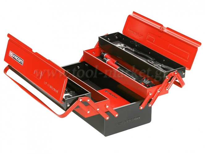 Storage  - Facom - Metal Toolbox 5 Positions