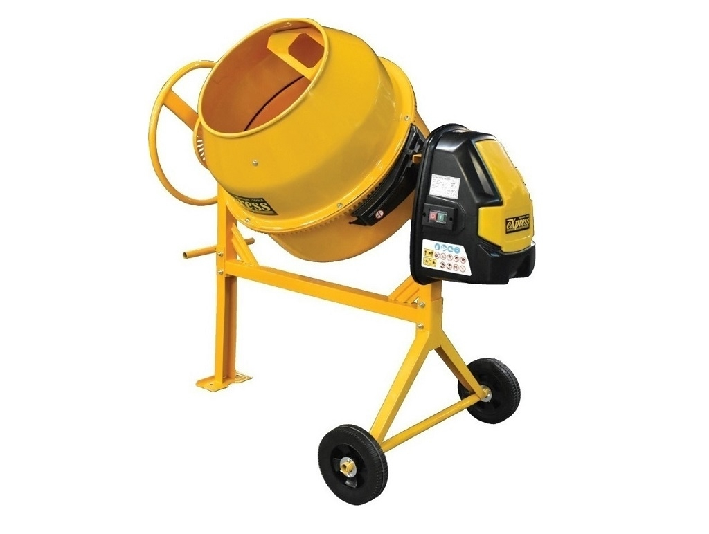 Concrete mixers - Trolleys Express