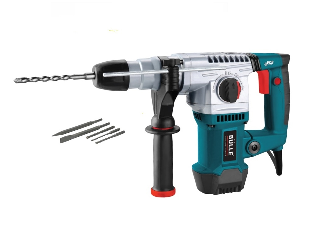 Bulle - pneumatic hammer SDS Plus 4-piston 1250W | Hammer