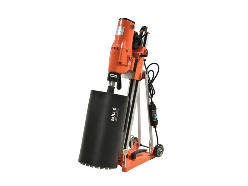 Bulle - Professional wet drilling machine 2800W  - Trolleys