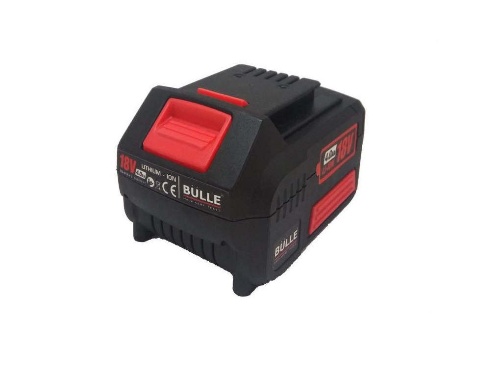 Accessories - Consumables - Bulle - Battery 18V 4.0Ah Li-Ion