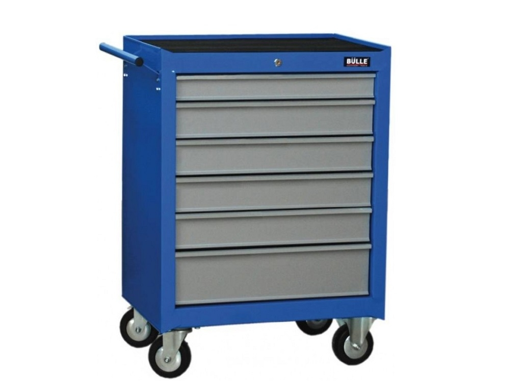 Storage  - Bulle - Toolbox with 6 drawers with ball bearing TC-956