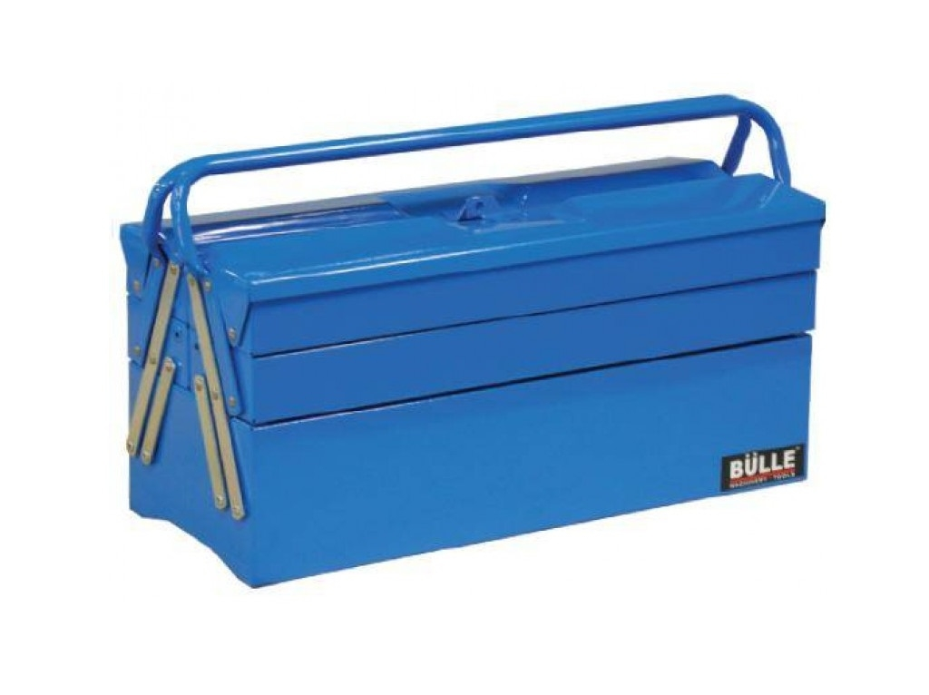 Storage  - Bulle - Portable Metal Toolbox MTB-505