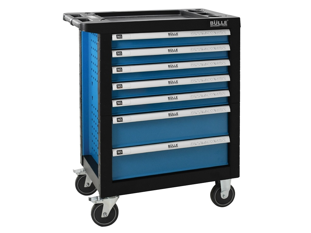 Storage  - Bulle - Wheeled Device with 7 drawers