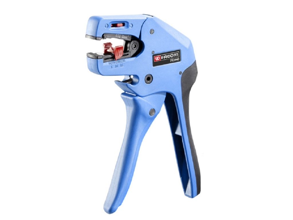 Facom - Automatic cable stripper with 90 ° handle - Electrician Tools