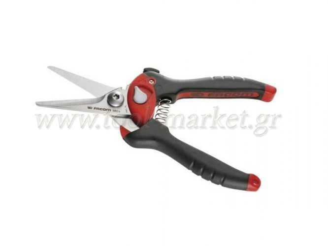 Facom - Shear for general use - Sawyer - Cutting - Εngraving