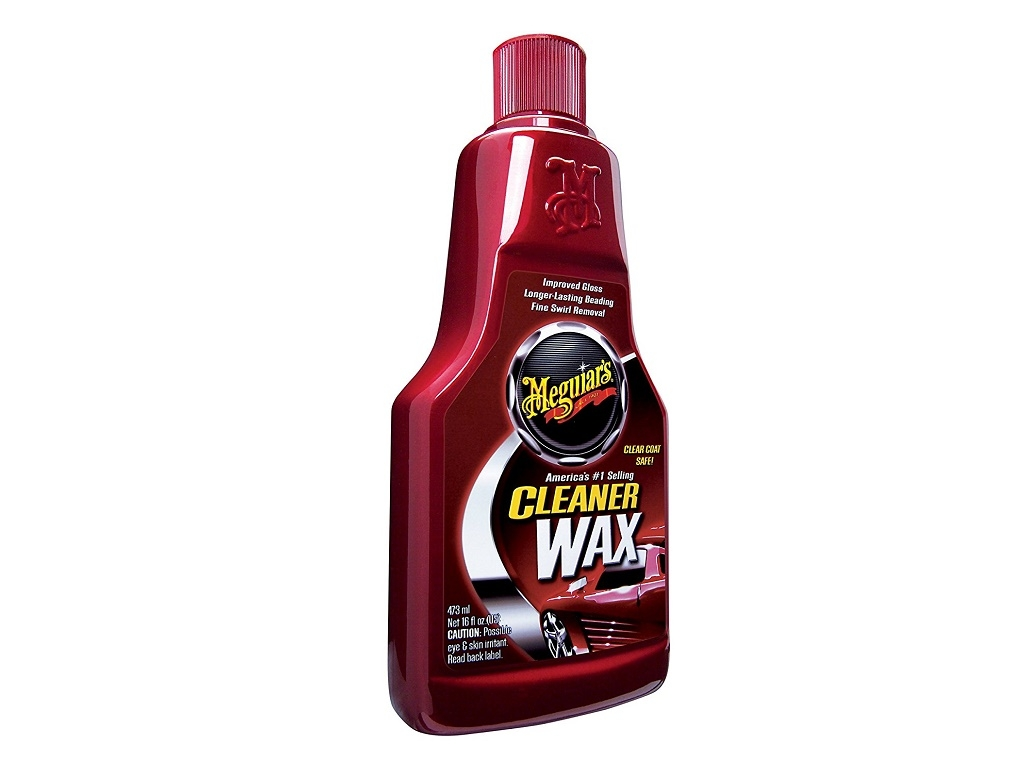 Auto - Moto Care Products - Meguiar's - Cleaner Wax Liquid 473ml