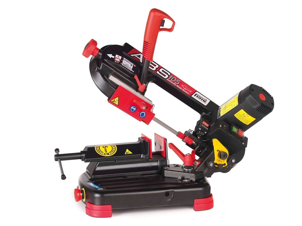Electrical Power Tools - Femi - dry cutting metal Bandsaw 950W