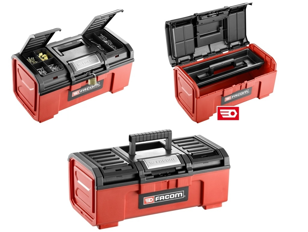 Storage  - Facom - Plastic Toolbox TOOL BOX 19 ''