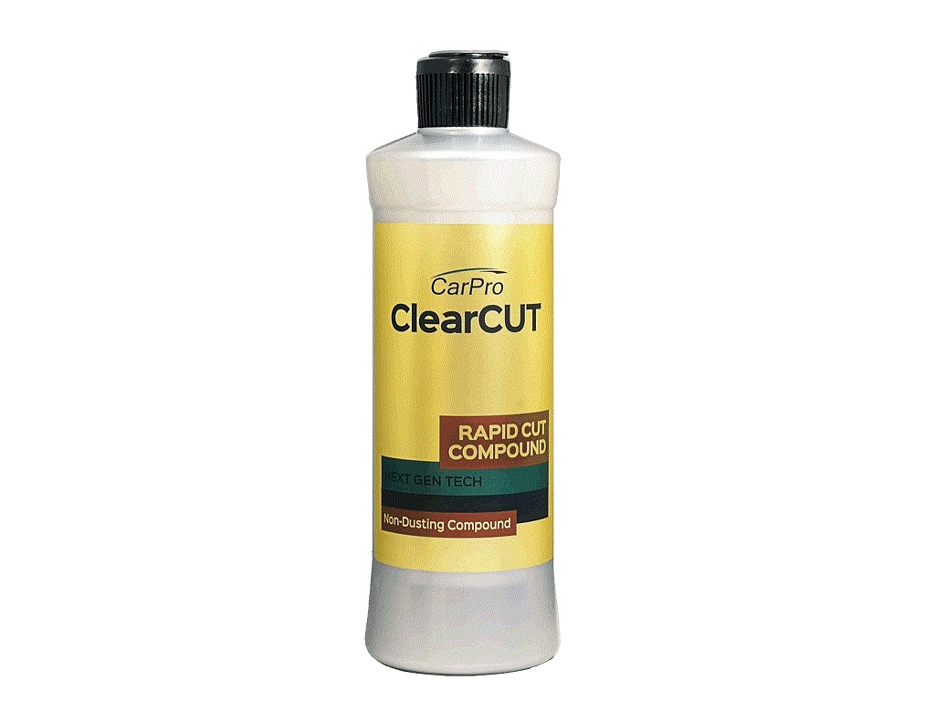 Auto - Moto Care Products - CarPro - ClearCUT Rapid cutting compound 500ml