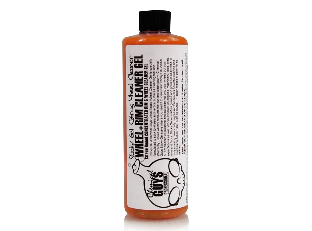 Προϊόντα Περιποίησης Auto - Chemical Guys - Citrus Degreaser Sticky Gel Wheel & Rim Cleaner 473ml