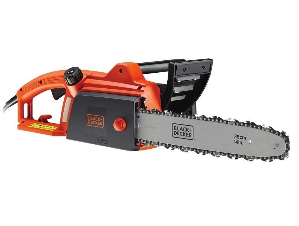 Chain Saws - Secateurs - Sharpening Black & Decker