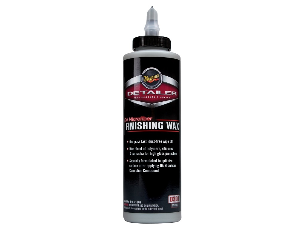 Auto - Moto Care Products - Meguiar's - DA Microfiber Finishing Wax 473ml