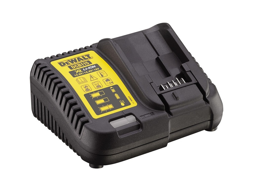 Accessories - Consumables - DeWALT - Multicharger XR Battery 1.5-4A, 10.8 / 14.4 / 18V