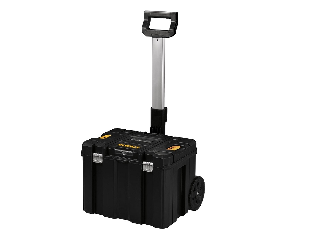 Storage  - DeWALT - TSTAK Mobile Wheelchair Tool with Foldable Handle