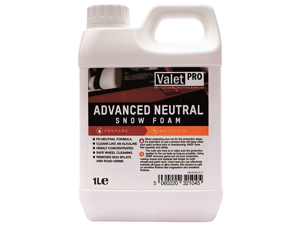 Προϊόντα Περιποίησης Auto - ValetPRO - Advanced Neutral Snow Foam 1L