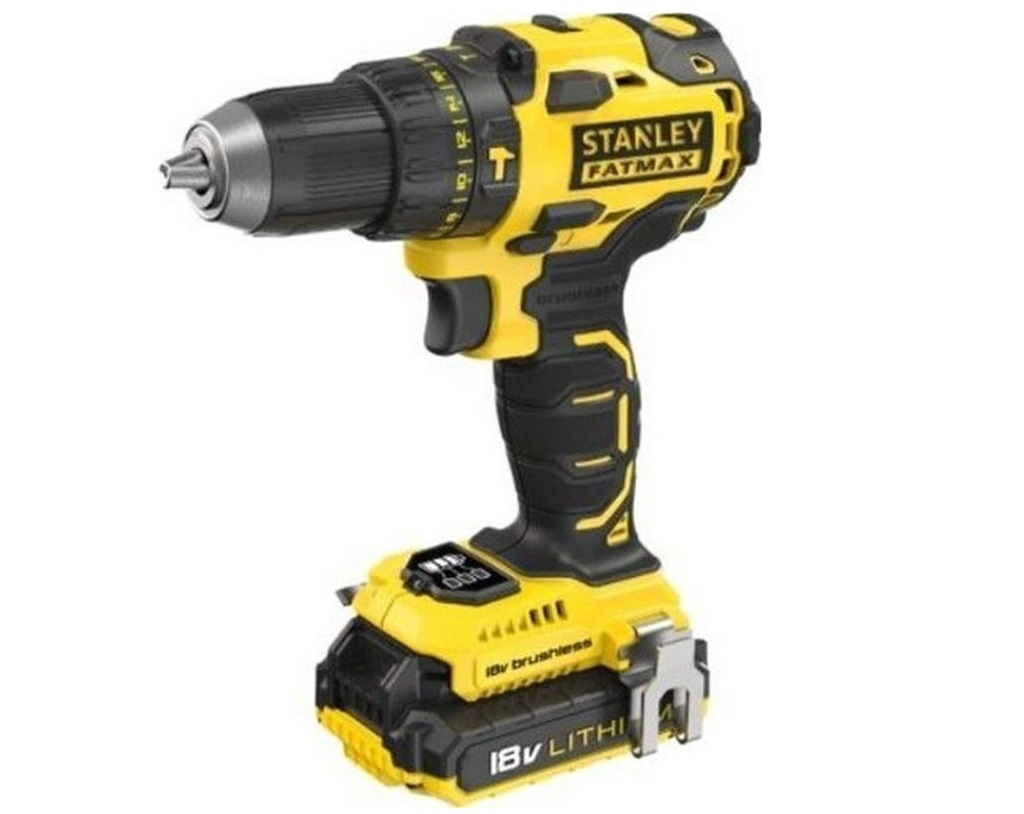 Impact / Hammer Drills - Pulse screwdrivers Stanley