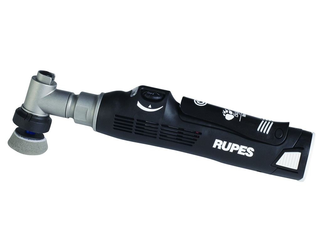 Rupes - Polisher Cordless Nano iBrid HR81 M / DLX (+ polishing kit