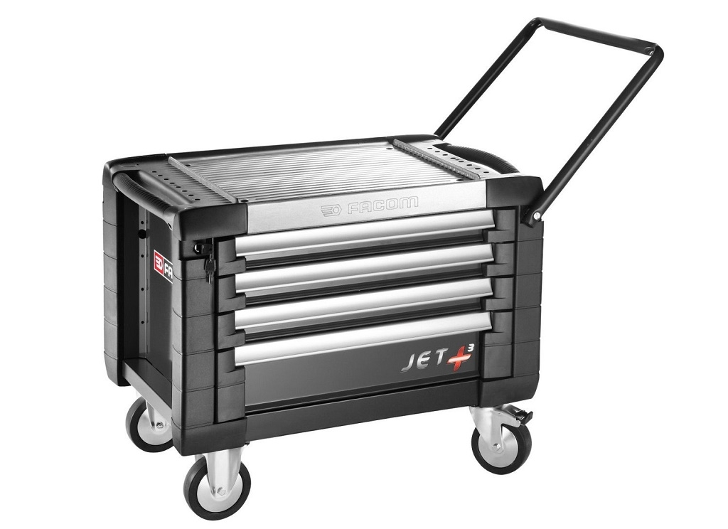 Storage  - Facom - Trolley Toolbox with 4 drawers