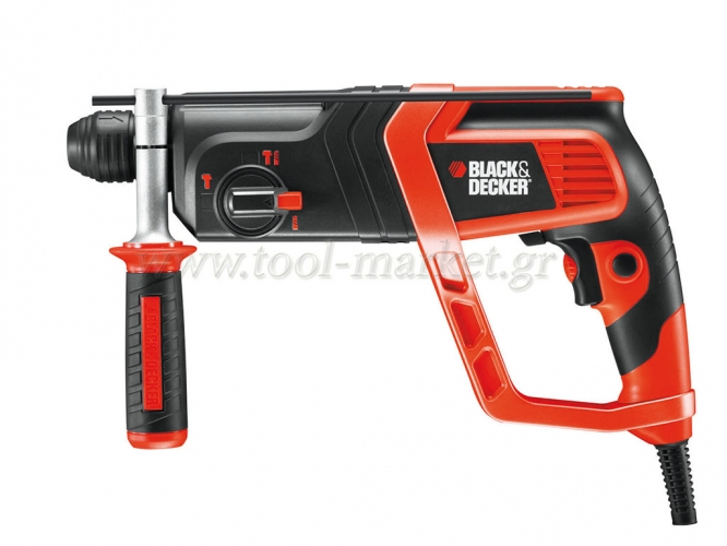 Hammer - Excavation - demolished Tools Black & Decker