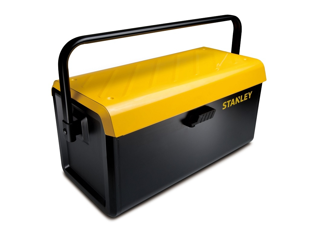 Storage  - Stanley - Metal Toolbox without drawers 19 ''