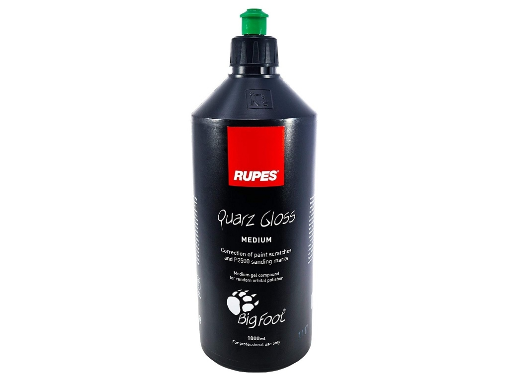 Auto - Moto Care Products - Rupes - Ointment polishing Quarz Gloss (for eccentric polisher) 1000ml