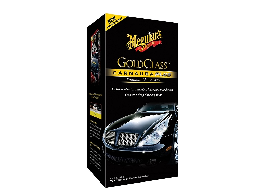 Auto - Moto Care Products - Meguiar's - Gold Class Carnauba PLus Premium Wax 473ml