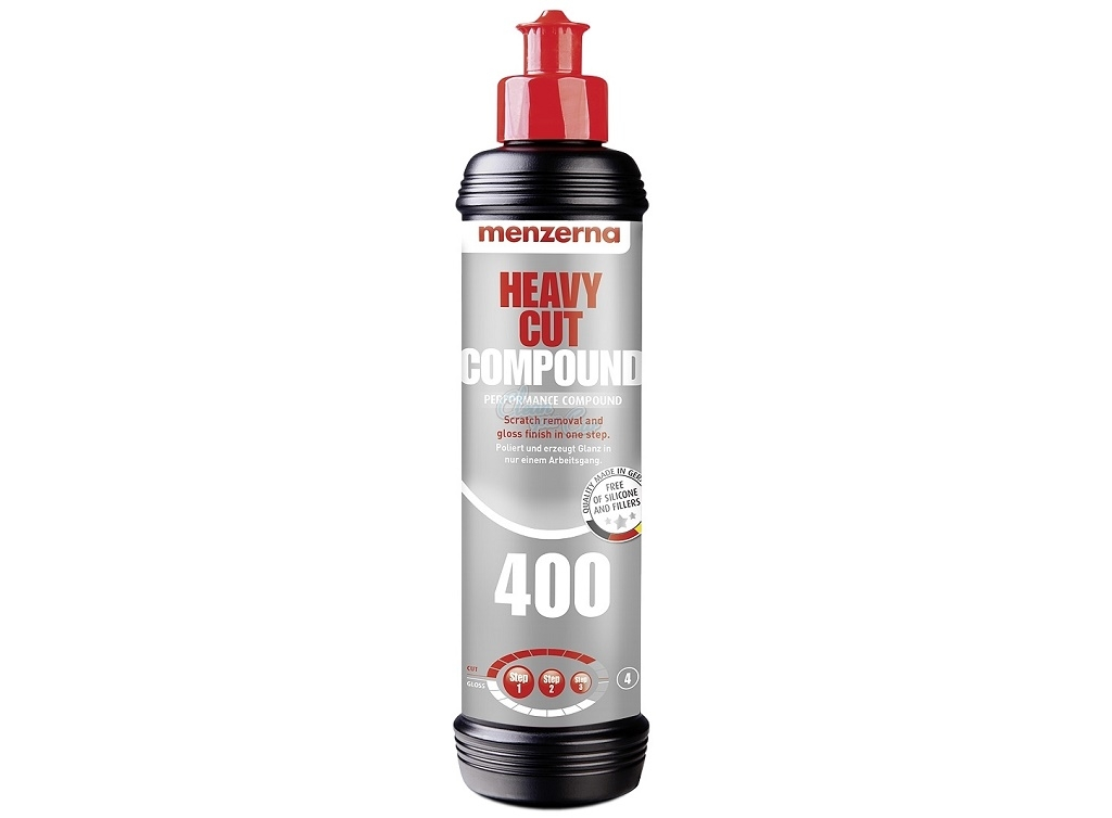 Auto - Moto Care Products - Menzerna - Heavy Cut Compound 400 250ml