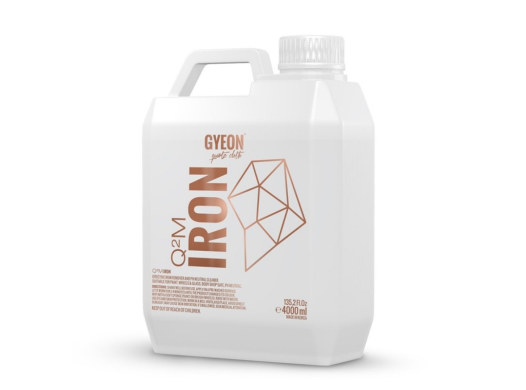 Προϊόντα Περιποίησης Auto - Gyeon - Ph Neutral Cleaner Q2M Iron 4Lt