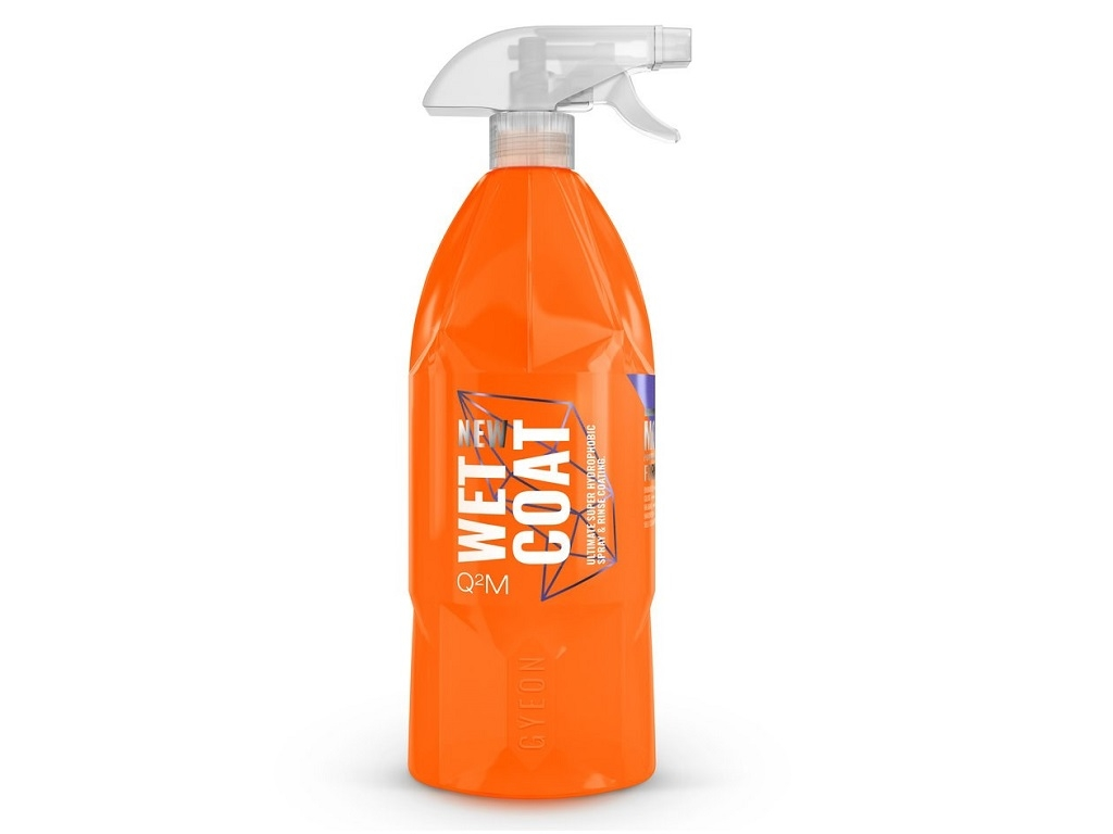 Auto - Moto Care Products - Gyeon - Powerful Hydrophobic Spray Q2M WETCOAT 1Lt